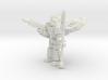 Gargoyle pose1 3d printed