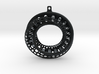 Moebius Pendant/Keychain 3d printed