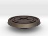 CPT America Shield Button 3d printed