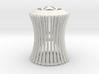 Torus Dome lamp  3d printed