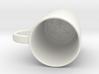 Hidden Sand Dollar Mug 3d printed