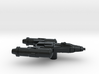 Y Wing Scout Clone Era 3d printed