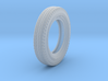 1/16 6.00 X 16 Dunlop Fort Tire 3d printed