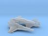Vipers, Mk VII x2, Mk II x1 (BSG), 1/200 3d printed