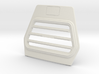 Trapezium-grill-B-1to13 3d printed