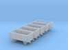 Iron Ore Tippler - Set of 5 - Zscale 3d printed