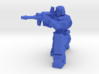 Diaclone Combat Squad, 5 35mm Minis 3d printed Render Sharpshooter
