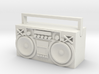Boombox 3d printed