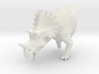 Regaliceratops Head (Total 46cm / 1:13) 3d printed