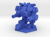 Colour Rim Bastion Main Battle Walker 3d printed