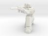 Diaclone Sharpshooter, 5mm Mini 3d printed