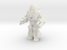 Autobot Exosuit, 35mm miniature 3d printed