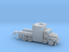 MOW Rail Truck 1-87 HO Scale 3d printed