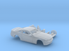 1/160 2007 Ford Mustang Stock Version Two Piece Ki 3d printed