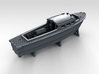 1/600 WW2 RN Boat Set 4 with Mounts 3d printed 35ft Seaplane Tender