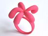 Water Drops Ring (From $15) 3d printed Water Drops Ring Pink