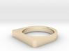 RING US 10.5, EU 62,75 (20,17 mm inner diameter) 3d printed