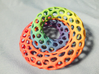 The other Klein bottle (color) 3d printed