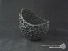 Capsule Planter outside shell for large Pot 3d printed Capsule Planter outside shell for large Pot (black)