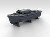 1/350 WW2 RN Boat Set 4 Without Mounts 3d printed 35ft Seaplane Tender Mounts NOT Included