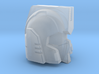 """Cortex Head """"Rebirth""""/MTMTE 1-piece 3d printed"""