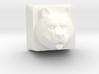 Fat Shiba Cherry MX Keycap 3d printed