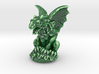 Dragon Gargoyle Sculpture  3d printed