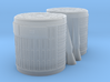 Chinook Sand Filters 1/35 3d printed