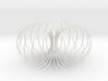Torus Chandelier Pendant lamp 40cm 3d printed