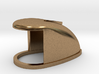 B15F Bow Lamp Housing, Brass or Plastic 3d printed