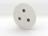 Garmin Quarter Turn Adapter Plate 3d printed