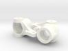 Lazer Steering Blocks (NIX mod2) 3d printed