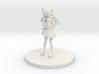 Anime Figurine inspired by Bulbasaur 3d printed
