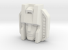 Strascream, Voyager Face (Titans Return) 3d printed