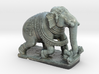 Indian Elephant 3d printed