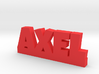 AXEL Lucky 3d printed