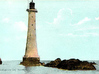 Eddystone Lighthouse 1/350th scale 3d printed
