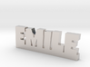 EMILE Lucky 3d printed