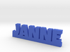 JANNE Lucky 3d printed