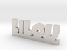LILOU Lucky 3d printed