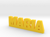 MARIA Lucky 3d printed