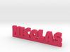 NICOLAS Lucky 3d printed