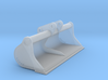 superwide 20ton ditch bucket 3d printed