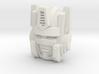 Optimal Optimus Face (Titans Return) 3d printed