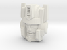 Optimal Megatron Face (Titans Return) 3d printed