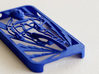 Muscular Cyclist iPhone 5/5s Case 3d printed Muscular Cyclist iPhone5/5s Case in royal blue