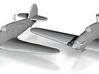 Hawker Hurricane Mk.IIb Trop 1:200 x2 FUD 3d printed