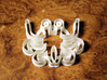 Cookie cutter - Flying Spaghetti Monster 3d printed