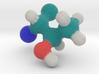 Amino Acid: Threonine 3d printed