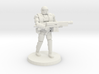 36mm Heavy Armor Trooper 1 3d printed